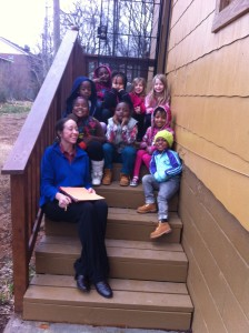 Young Sunday School Class
